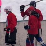 Хоккейный турнир памяти В. Смердова в с. Инзер