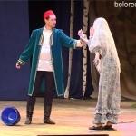 Премьера спектакля «Галиябану»