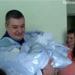 В Белорецке родилась первая в этом году тройня