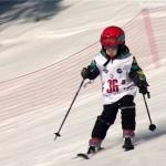 Горнолыжные соревнования «Веснушки» на горнолыжном центре Мраткино