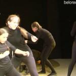 Открытый урок в театре-студии «Дефицит»