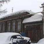 Сход снега с крыш стал причиной обрыва газопровода