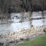 Белорецк. река Мата вышла из берегов