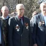 Митинг посвященный 30-летию аварии на Чернбыльской АЭС