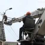 Модернизация уличного освещения на 7 км дорог
