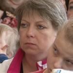 Большая семья Реабилитационного центра встречает праздник