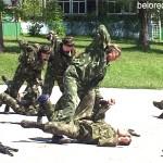 Идут военно-полевые сборы