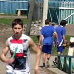 Легкоатлетическая эстафета в Шигаево
