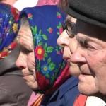 Митинг у стелы металлургов, погибших в годы Великой Отечественной войны
