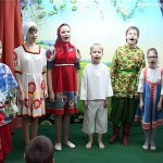 Спектакль театральной студии «Благовест»
