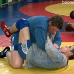 Победа белорецкого самбиста на всероссийском турнире