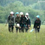 Поисково-спасательные работы на «Школе безопасности»