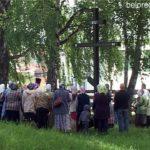Возрождение храма в Ломовке