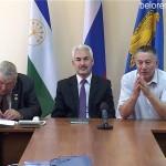 Встреча башкирских писателей с белорецкой интеллигенцией