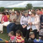 Концерт к юбилею села Сосновка