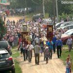 Праздник в честь Казанской иконы Божией Матери в Верхнем Авзяне
