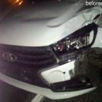 Смерть на автодороге