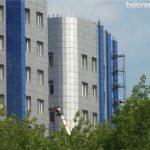 Новое здание МВД