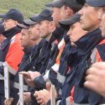 Открытие республиканских соревнований по многоборью спасателей
