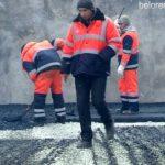 К Дню работников дорожного хозяйства