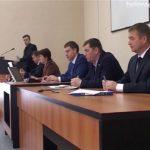 Сессия депутатов городского совета