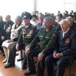 «Урок мужества» в Серменевской школе