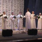 Концерт Праздничного хора Московского Данилова монастыря в Белорецке