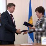 Сессия районного совета депутатов