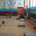 На стадионе Металлург началась долгожданная реконструкция