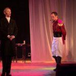 Театрализованная постановка памяти великого Пушкина в ГДК