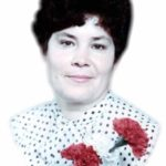 Скончалась БЕЗРУКОВА Мария Петровна