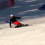 Соревнования на горнолыжном центре «Мраткино»