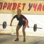 Новогоднее Первенство по тяжелой атлетике