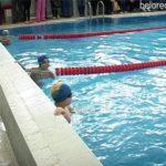 Первенство района по плаванию