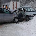 Аварии на дорогах