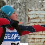 Соревнования по ачери-биатлону в спорткомплексе Курташ