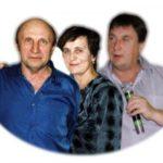 Памяти УЛЬЯНОВЫХ Владимира Ивановича, Лидии Петровны и Игоря Владимировича