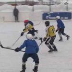 Четвертый тур XV первенства по хоккею с шайбой