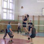 Турнир по волейболу, посвященный выводу советских войск из Афганистана
