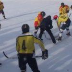 Второй тур 15-го первенства по хоккею с шайбой