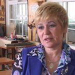 Алла Панькова — женщина — трудовик у мальчиков