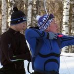 Чемпионат по ачери — биатлону в г.Златоусте