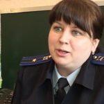 На страже правопорядка — женщина в погонах