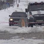 Устранение аварии водопровода