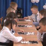 Первый шашечный турнир среди детских садов