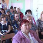 Встреча с жителями поселка Первомайский