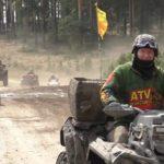 Фестиваль квадроциклов «Журавли»