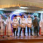 Праздничный концерт «Слов русских золотая россыпь» в Ломовском СДК