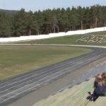 Реконструкция стадиона «Металлург»