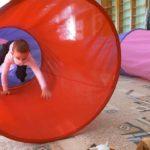 Соревнования «Школа Аркадия Паровозова» в детском саду № 29